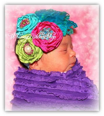 Baby Bows & Headbands